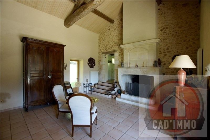 Vente de prestige maison / villa Douville 423000€ - Photo 8