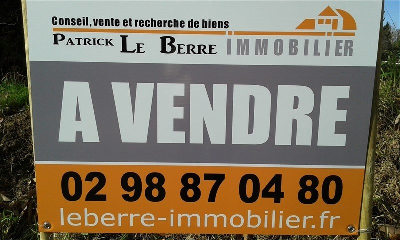 Vendita terreno Benodet 133500€ - Fotografia 4