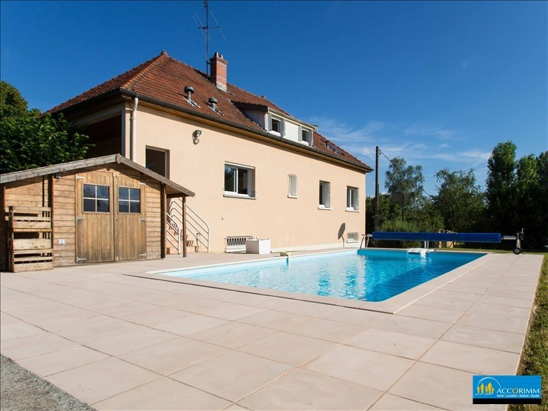 Vente de prestige maison / villa Lentilly 660 000€ - Photo 9