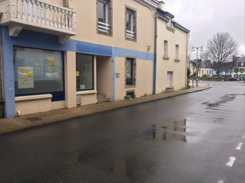Location local commercial Bannalec 800€ HT/HC - Photo 1