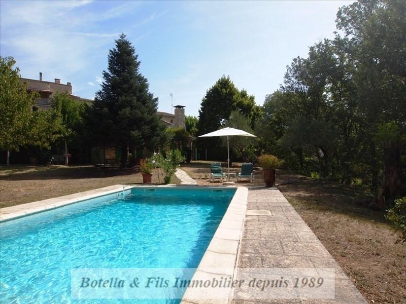 Immobile residenziali di prestigio casa Uzes 630000€ - Fotografia 2