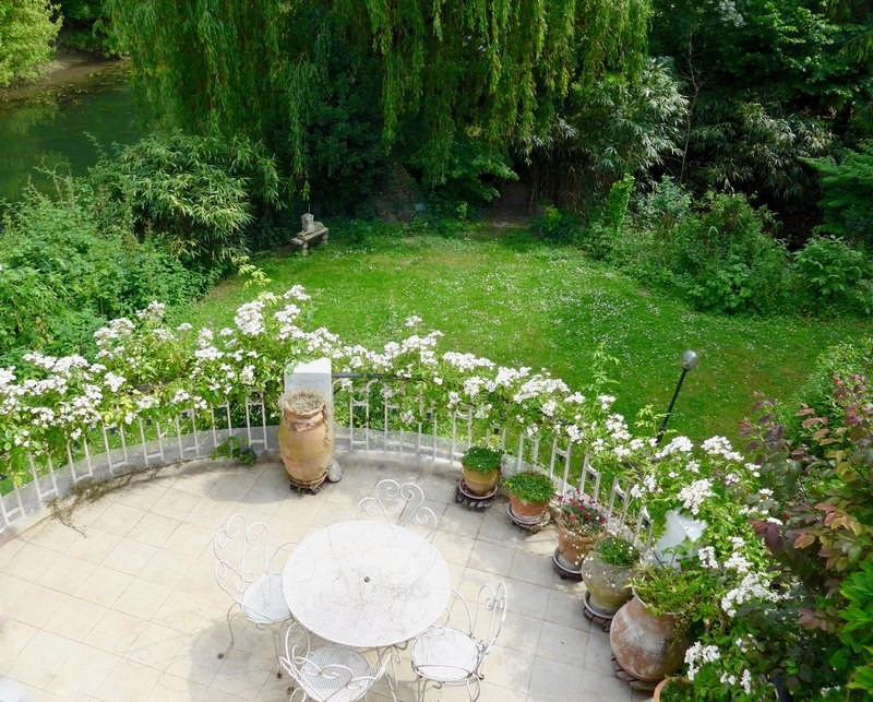 Vendita casa Villennes sur seine 780000€ - Fotografia 11