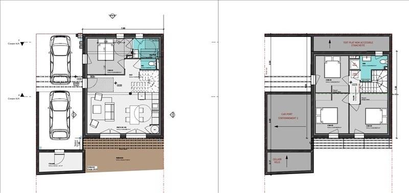 Vente maison / villa Vannes 239000€ - Photo 2