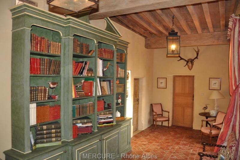 Vente de prestige château Pouilly sous charlieu 850000€ - Photo 8