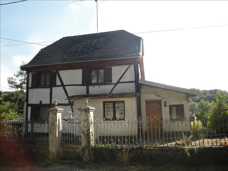 Vente maison / villa Rechesy 158000€ - Photo 2