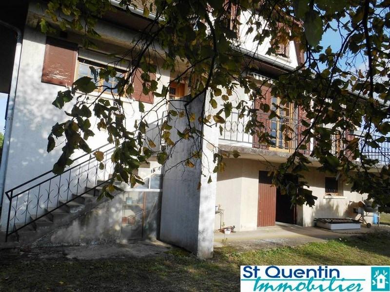 Vente maison / villa Satolas et bonce 283500€ - Photo 1