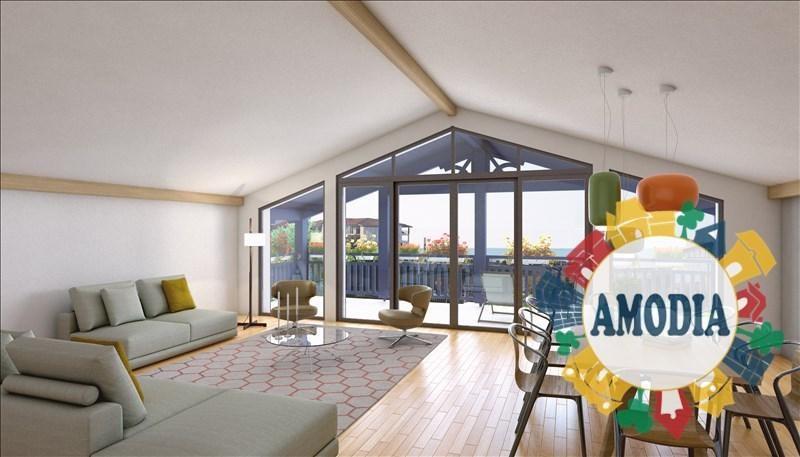 Vente appartement Bidart 375000€ - Photo 2