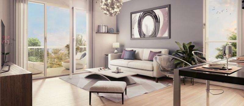 Vente appartement Quint fonsegrives 259000€ - Photo 2