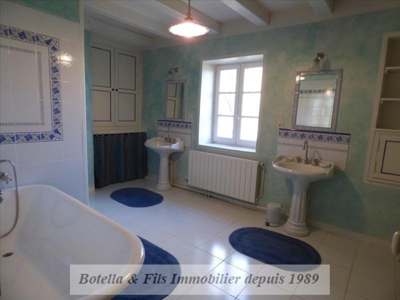 Vente de prestige maison / villa Barjac 699000€ - Photo 9