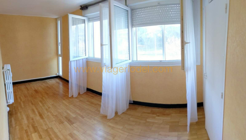 Life annuity apartment Bagnols-sur-cèze 70000€ - Picture 2