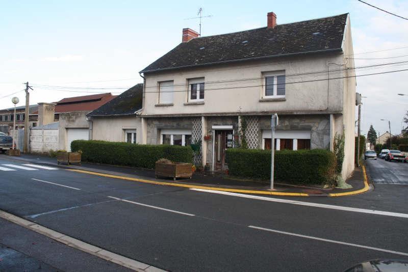 Sale house / villa Hautmont 137100€ - Picture 1