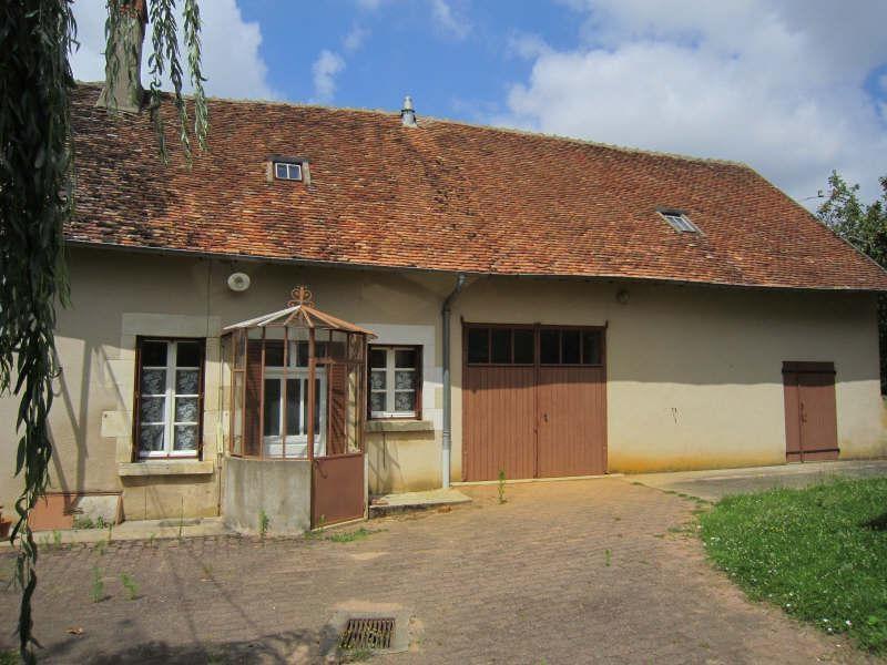 Vente maison / villa Cosne cours sur loire 103000€ - Photo 1