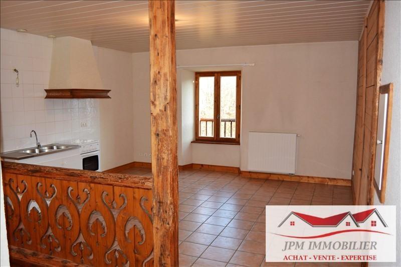 Venta  apartamento Marignier 146000€ - Fotografía 1