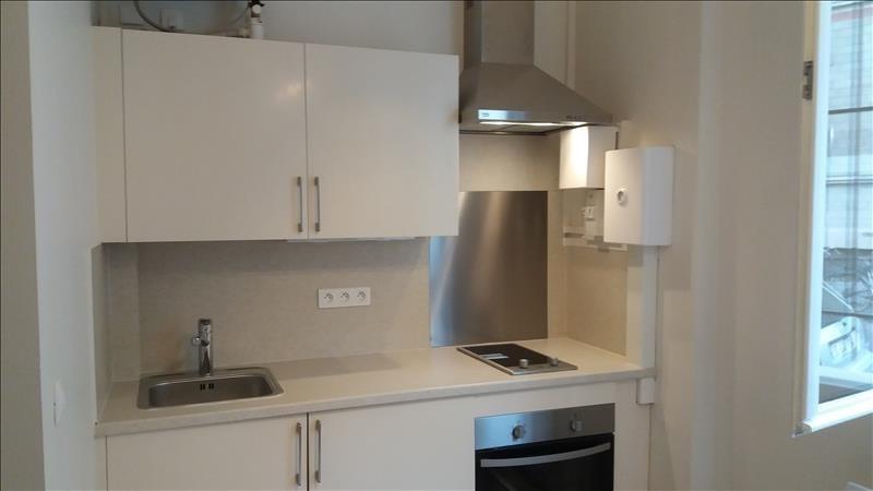 Alquiler  apartamento Paris 18ème 771€ CC - Fotografía 3