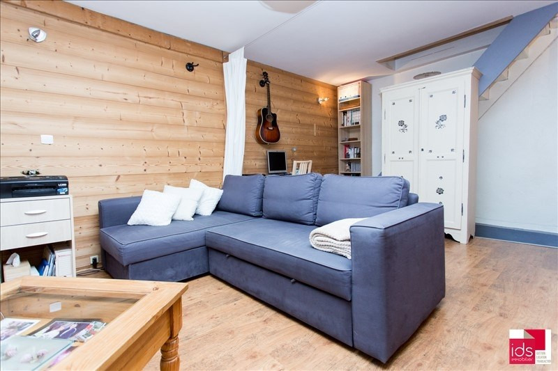 Vente maison / villa Allevard 136000€ - Photo 2