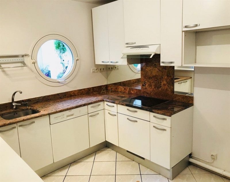 Sale apartment Asnières-sur-seine 395000€ - Picture 4