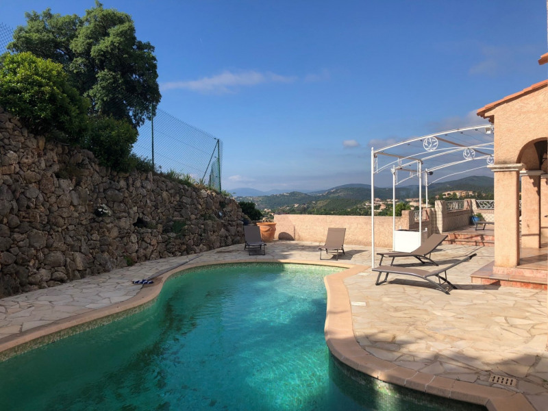 Location vacances maison / villa Les issambres 1 750€ - Photo 2