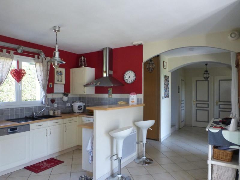 Vente maison / villa Cheyssieu 339000€ - Photo 5