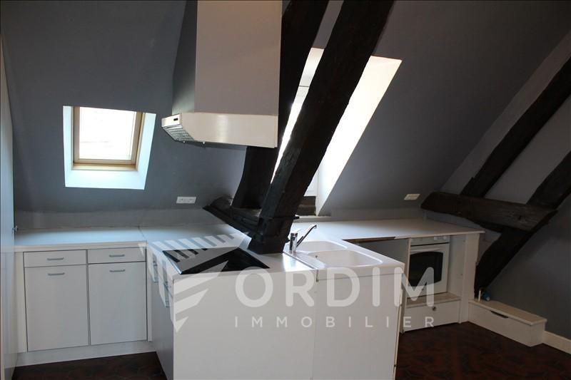 Rental apartment Auxerre 659€ CC - Picture 2