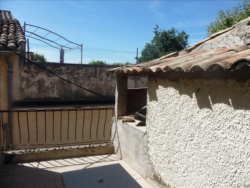 Vente maison / villa Villes sur auzon 179000€ - Photo 1