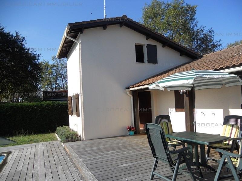 Alquiler vacaciones  casa Le porge 635€ - Fotografía 8
