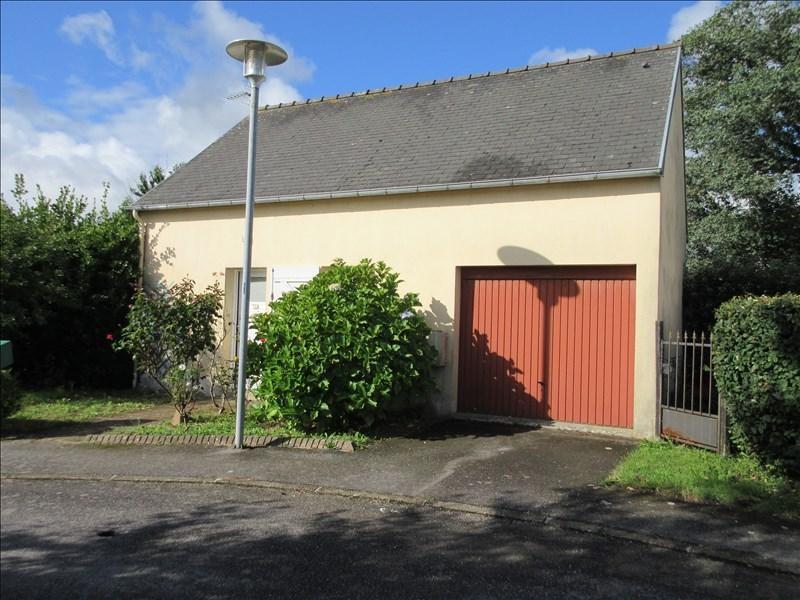 Vente maison / villa Pont-croix 79180€ - Photo 1