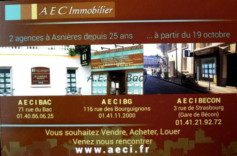 Sale apartment Asnieres sur seine 169000€ - Picture 7