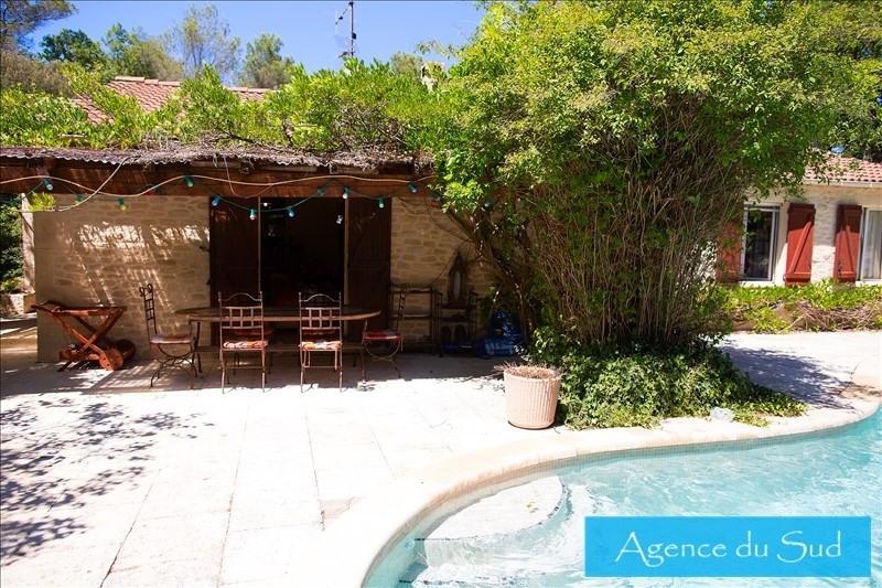 Vente maison / villa Fuveau 489000€ - Photo 1