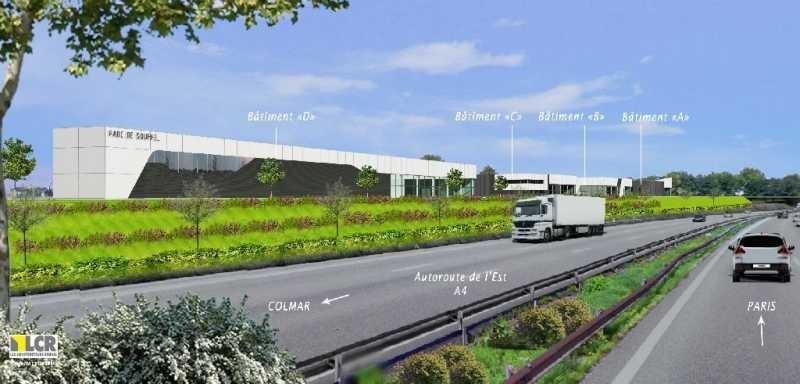 Location Local d'activités / Entrepôt Souffelweyersheim 0