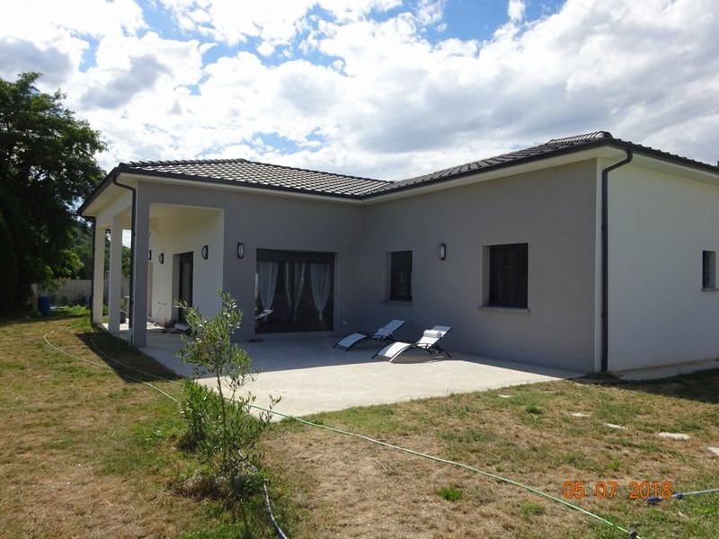 Sale house / villa St uze 273684€ - Picture 2