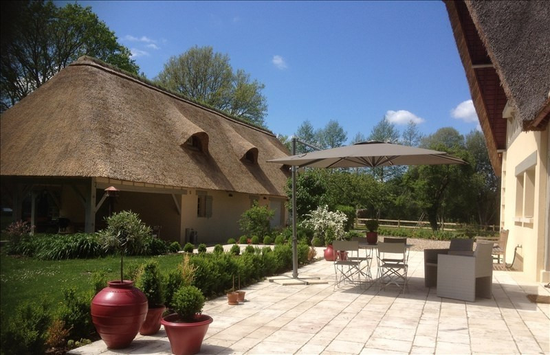 Deluxe sale house / villa Pont audemer 695000€ - Picture 3