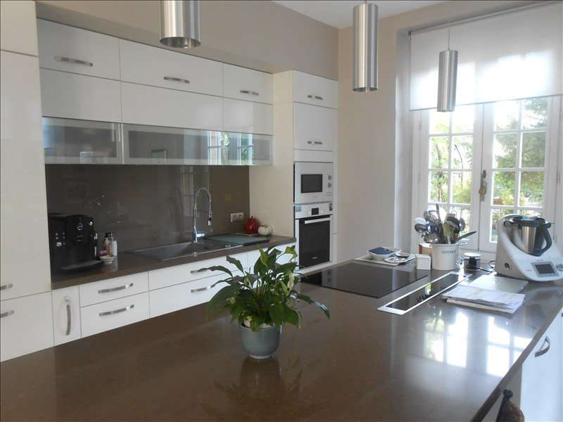 Deluxe sale house / villa Oyonnax 565000€ - Picture 4