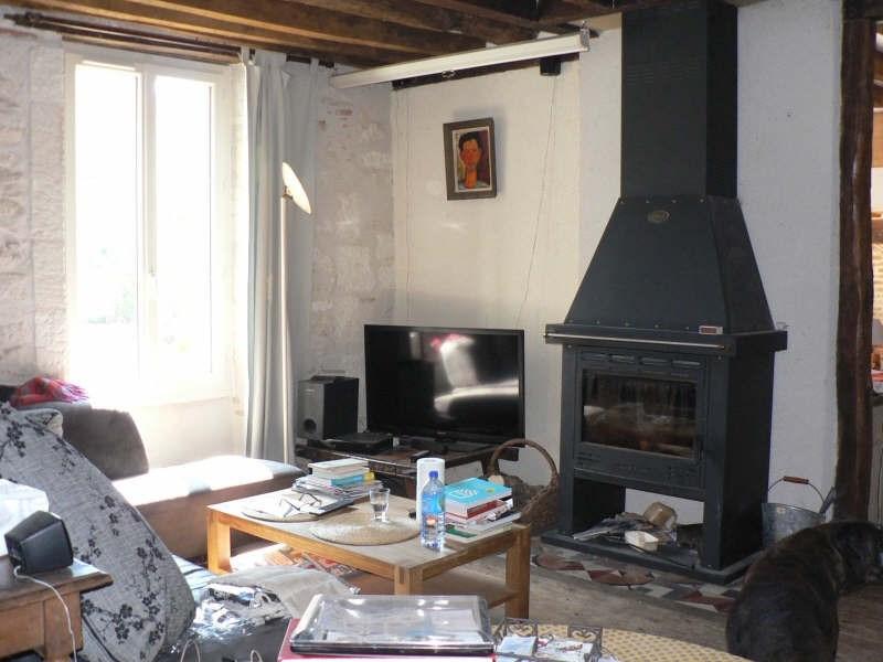 Vente maison / villa Chabris 190800€ - Photo 5