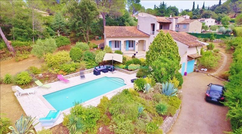 Vente de prestige maison / villa Peymeinade 640000€ - Photo 1