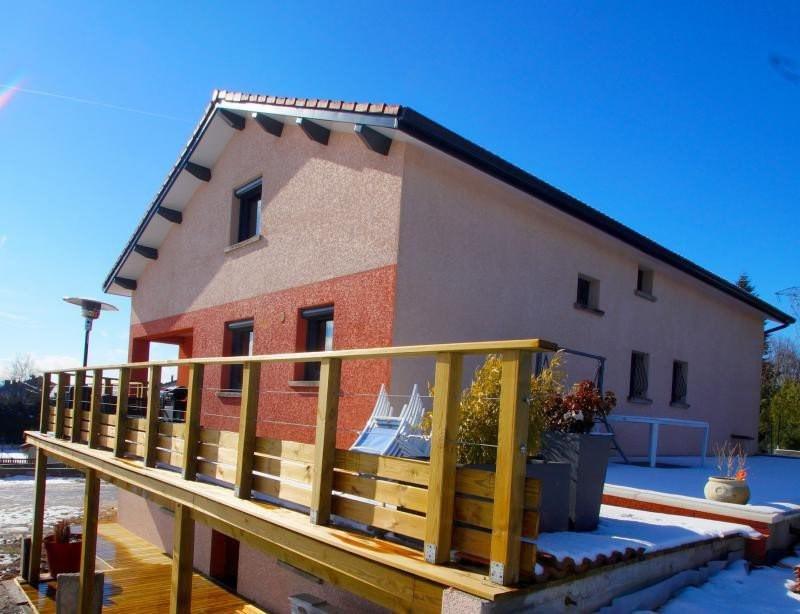 Verkoop  huis St didier en velay 330000€ - Foto 11