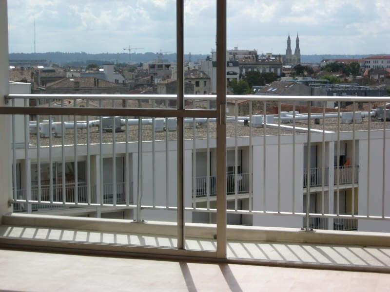 Rental apartment Bordeaux 686€ CC - Picture 4