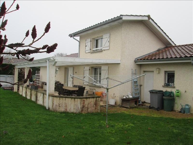 Sale house / villa Pont de vaux 208000€ - Picture 1