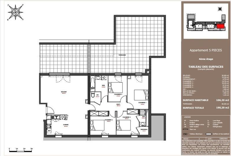 Vente appartement Toulouse 412500€ - Photo 7