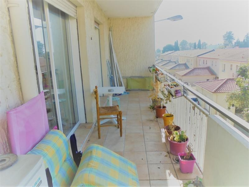 Vente appartement Lunel 126 000€ - Photo 1