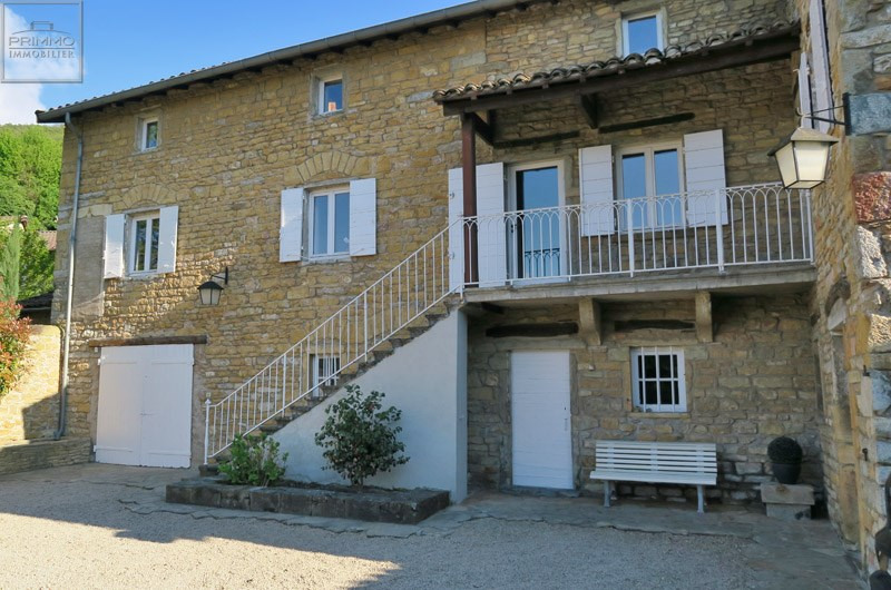 Deluxe sale house / villa Poleymieux au mont d'or 950000€ - Picture 1