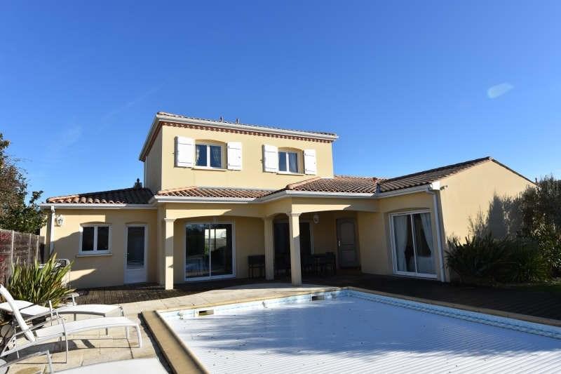 Deluxe sale house / villa Vaux sur mer 714000€ - Picture 1