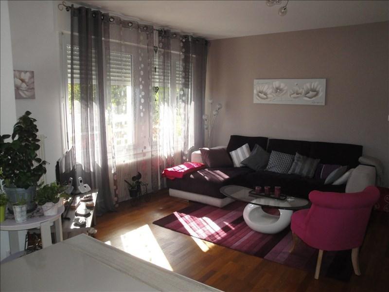 Verkoop  appartement Montbeliard 144000€ - Foto 3