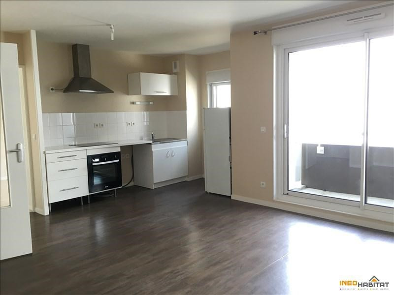 Location appartement Rennes 623€ CC - Photo 1