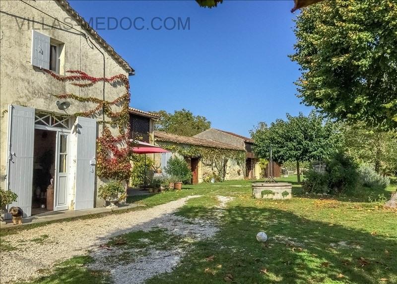 Vente maison / villa Ordonnac 440000€ - Photo 2