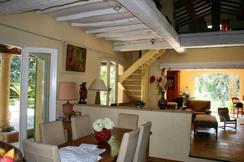 Vente de prestige maison / villa Aubais 950000€ - Photo 8