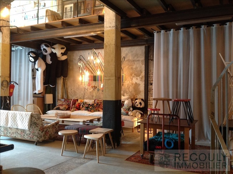 Vente loft/atelier/surface Marseille 13ème 550000€ - Photo 4
