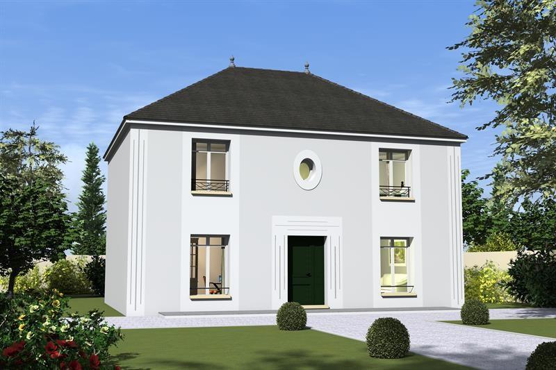 """Modèle de maison  """"Vendôme 125"""" à partir de 5 pièces Hauts-de-Seine par MAISONS BERVAL – DIRECTION COMMERCIALE"""