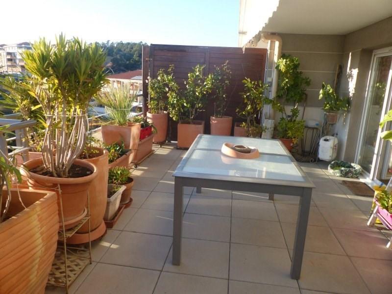 Sale apartment St raphael 382000€ - Picture 1