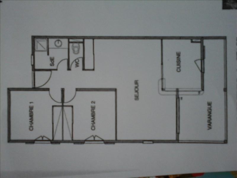 Venta  apartamento Ste anne 153000€ - Fotografía 2