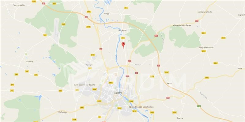 Location local commercial Moneteau 4200€ HC - Photo 3
